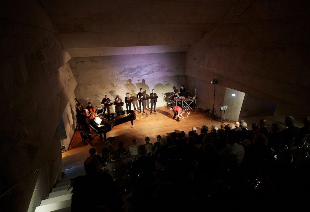 """Die """"7 WORTE"""" werden im Konzerthaus Blaibach aufgeführt."""